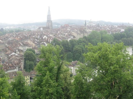 Capital of Switzerland - Bern